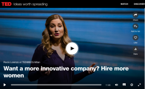 Innovative companies need diversity